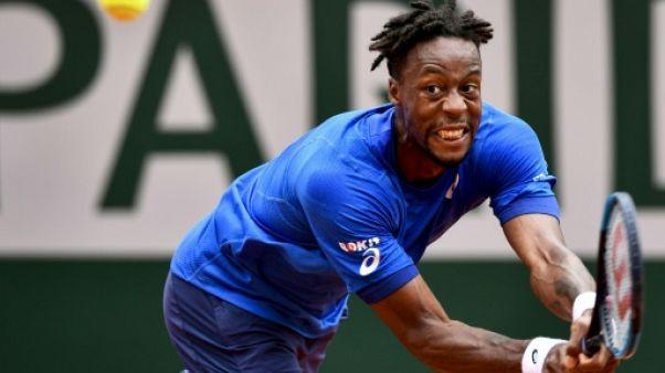 "Roland-Garros: ""Un gros écart"" de niveau, constate Monfils"