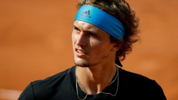 Roland-Garros: Zverev retrouve les quarts