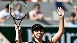 Roland-Garros: Halep a pris l'express pour les quarts
