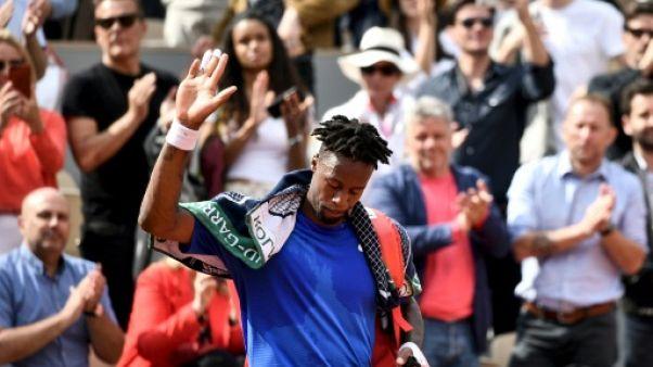 Roland-Garros: Monfils, encore le plafond de verre
