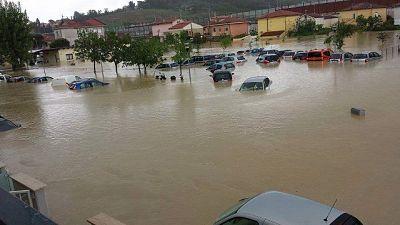 Alluvione Senigallia, ok a parti civili