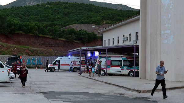 Tunceli'nin Ovacık ilçesinde çatışma: 1 asker yaşamını yitirdi