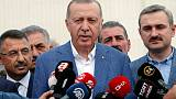 Erdogan says Turkey committed to Russian missile defence deal