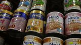 China wants domestically made baby formula to supply 60% of market