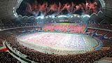 Pyongyang: Kim Jong Un n'a pas aimé le dernier spectacle de masse nord-coréen