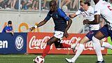 Mondial U20: la France veut continuer à briller face aux USA