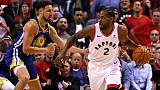 NBA: Thompson incertain, Looney forfait, Durant espéré chez les Warriors