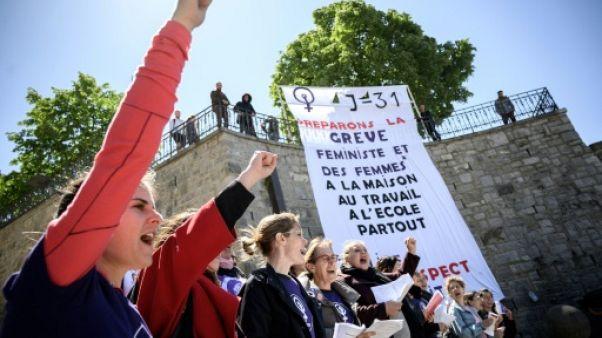 Les femmes suisses en colère, 28 ans après leur grande grève