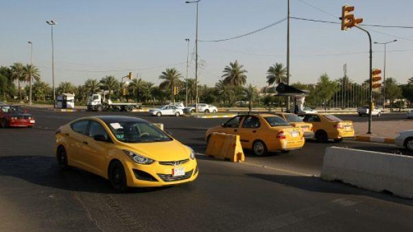 A Bagdad, la Zone Verte de nouveau ouverte aux Irakiens