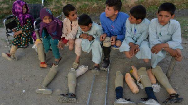 Dans les campagnes afghanes, la douleur des civils face à une guerre sans fin