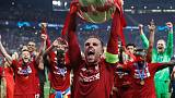 Gerrard hails Liverpool's Henderson for rising above criticism