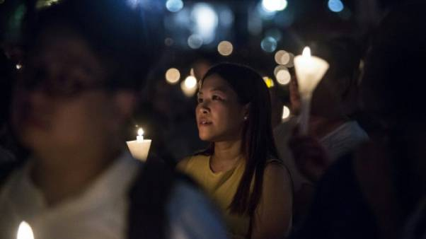 Des Hongkongais commémorent Tiananmen, inquiets pour leurs propres libertés