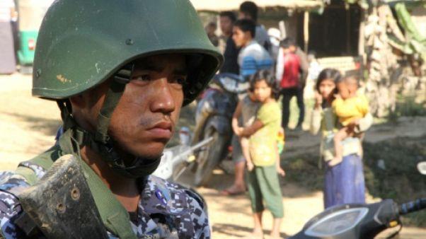 Birmanie: tirs sur un monastère, 7 morts dans l'Etat Rakhine