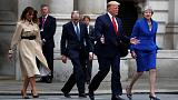 Trump strikes 'supportive' tone in meeting with British business leaders - sources