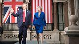 ترامب: أمريكا وبريطانيا ستصلان إلى اتفاق بشأن هواوي