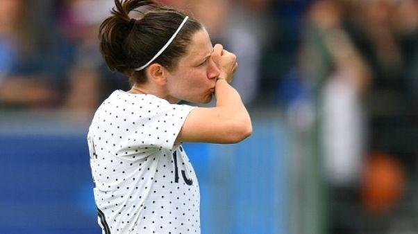 """Bleues: """"Nous aussi, on a envie d'être championnes du monde"""", assure Bussaglia"""
