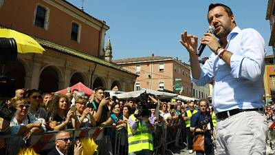 Cantieri: Salvini, buon senso per intesa