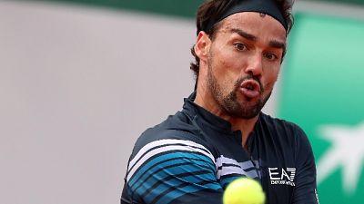 Federer batte Wawrinka,Fognini in top 10