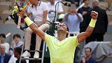 Nadal demolishes Nishikori to set up semi-final showdown with Federer
