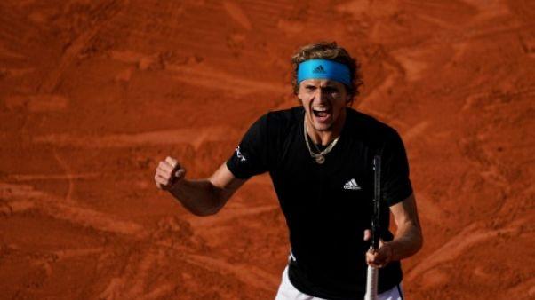 Roland-Garros: Zverev-Khachanov, le réveil parisien