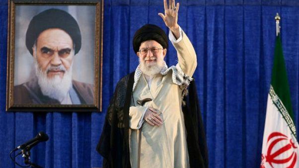 """Pour l'Iran, la présidence de Trump signale le """"déclin politique"""" des Etats-Unis"""