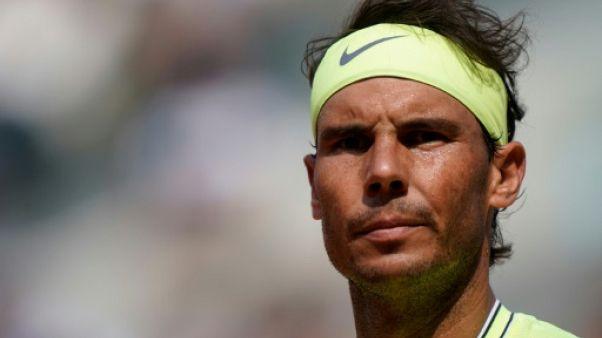 """Roland-Garros: un match """"vraiment particulier"""" contre Federer, estime Nadal"""