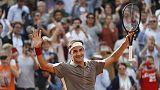 Federer subdues Wawrinka in Swiss classic