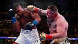 Joshua's promoter says he has triggered Ruiz rematch clause