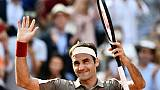 "Roland-Garros: Federer a ""hâte de passer le test"" contre Nadal"