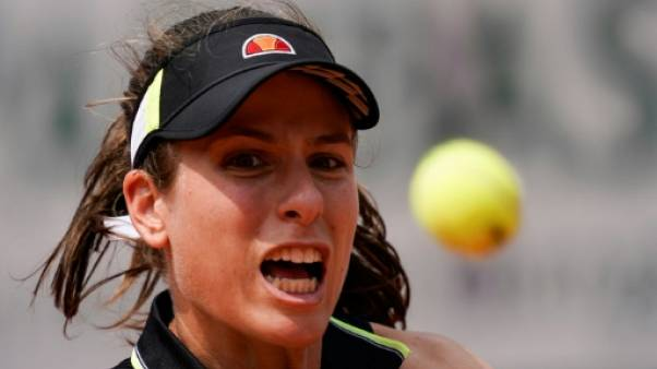 Roland-Garros: avec Konta, la Grande-Bretagne est de retour