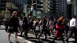 Australian economy grows at slowest pace since the global financial crisis