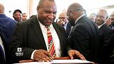 Commodity firms push to meet new Papua New Guinea PM as he sets out agenda