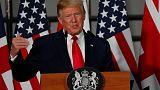 ترامب مستعد للحديث مع إيران لكن يقول إن احتمال العمل العسكري وارد دائما