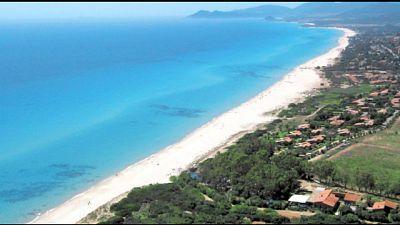 Turista muore in spiaggia Sardegna