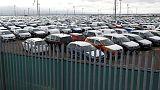UK new car sales fall 5% in May