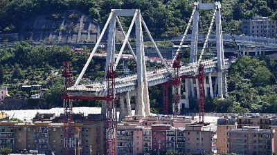 Ponte Genova: primi pagamenti a autonomi