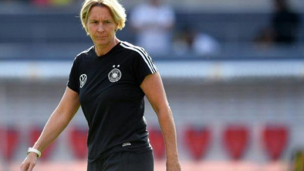 """""""Nous pouvons aller très loin"""" au Mondial, dit la sélectionneuse allemande"""