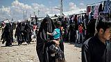 Syrie: deux Américaines et six enfants du camp d'Al-Hol remis aux Etats-Unis