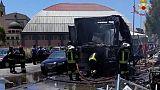 Esplosione in mercatino Gela, 7 ferit