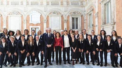Mondiali donne: trionfo Italia a 40
