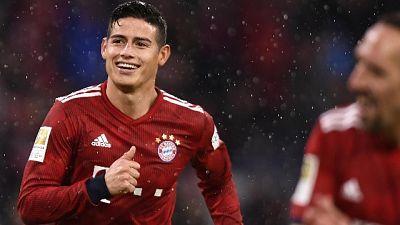 Divorzio Bayern-J.Rodriguez