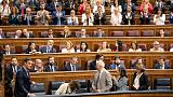 Spain parliament to keep same number of seats despite suspended Catalans