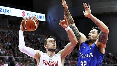 Basket: doping, positivo l'azzurro Burns