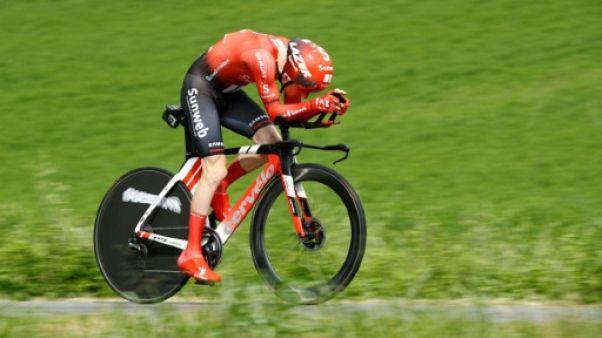 Cyclisme: saison terminée pour Oomen (Sunweb)