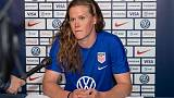 U.S. goalkeeper Naeher has big boots to fill at World Cup