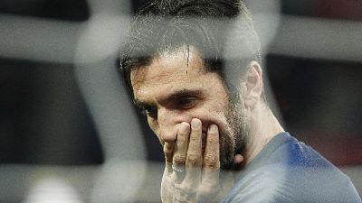 Buffon lascia Parigi, 'ora nuove sfide'