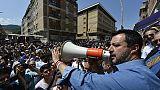 Salvini a Ue,obiettivo pensioni quota 41