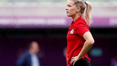 Soccer - Hegerberg 'mentally broken' by Norway national team experience