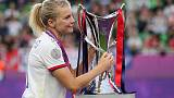 Absent Hegerberg would have lit up the World Cup, says Rapinoe