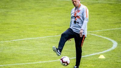 Ligue des nations: Pays-Bas contre Angleterre, place aux jeunes!